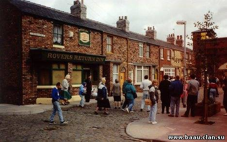 Coronation Street - The Rovers fire 1986