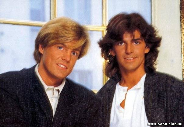 Modern Talking - Youre My Heart Youre My Soul (Live)